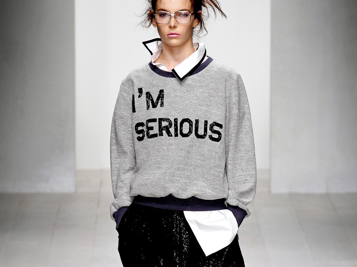 современный стиль в одежде
